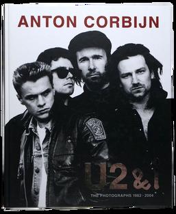 U2&i. The Photographs 1982-2004. Anton Corbijn