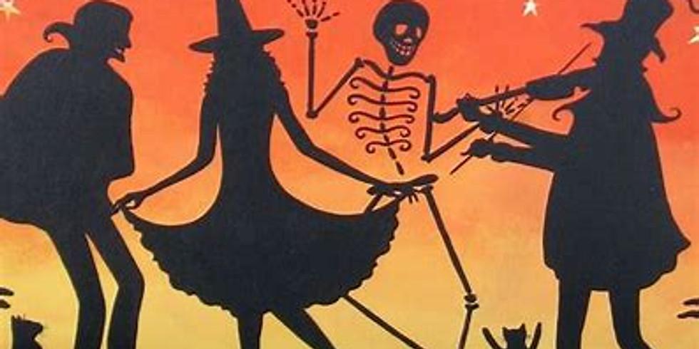 Halloween Spooktacular Disco