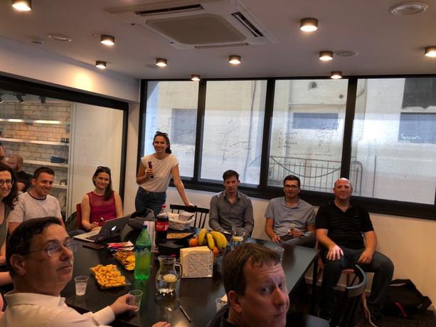 Visiting Tel-Aviv, Israel Innovation Capital