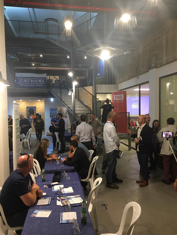 Start in Haifa prsesnt- Statrt up market