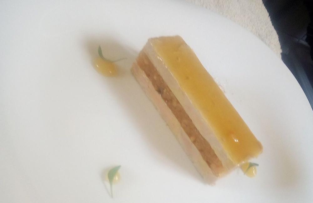 Foie gras restaurant le Tôqué