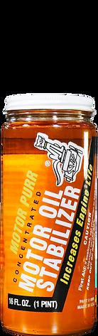 Motor Purr Oil Stabilizer