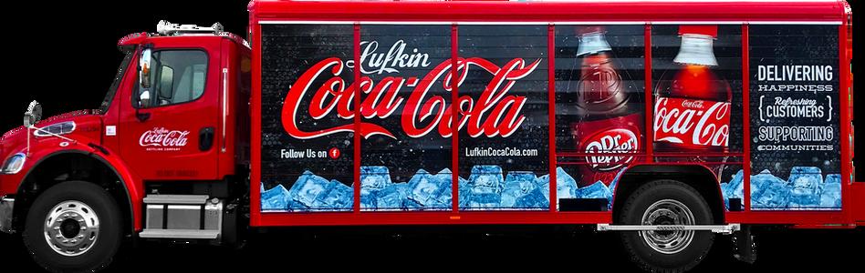 Lufkin Coca-Cola