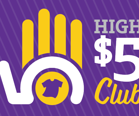 High $5 Club Signup is open!