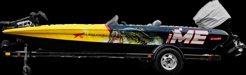 20' Bass Boat