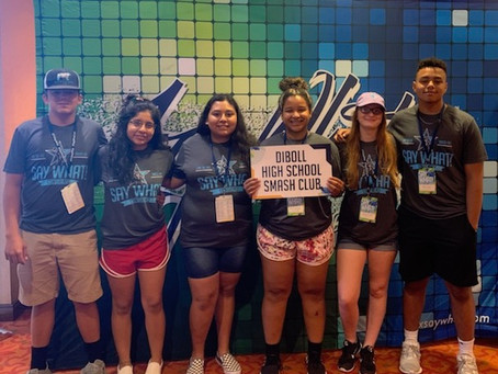 "Diboll High School Youth Attend ""Say What!"" Conference"