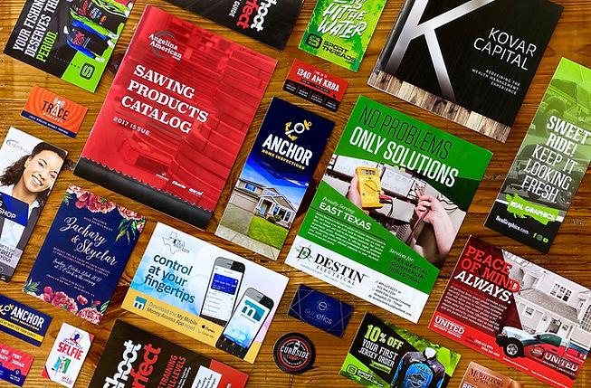 Brochure Printing - Lufkin - Texas