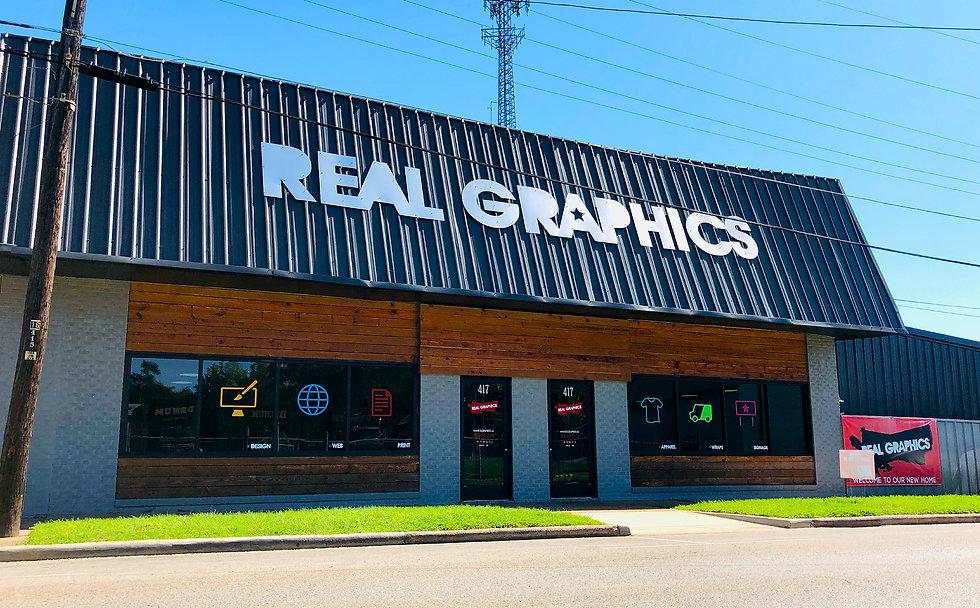 East Texas Graphic Design