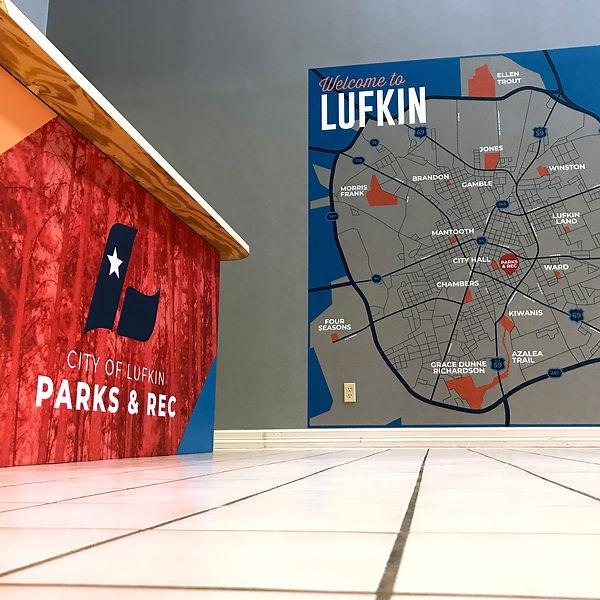 Sign Design - Lufkin Texas