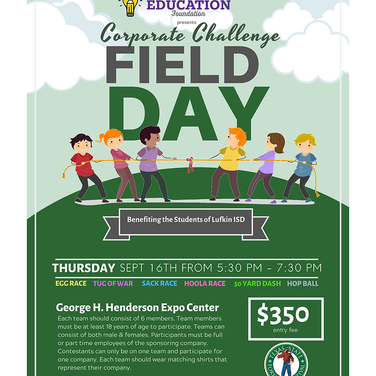 Corporate Challenge Field Day