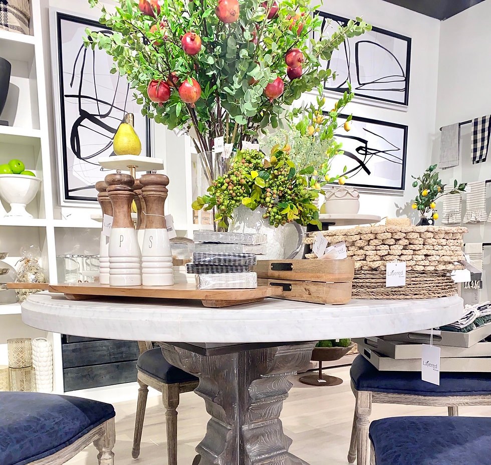 home decor table accessories interior design kitchen good home goods accessories