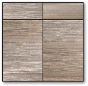 Cabinet Wood Grain Horizontal Not Sequen