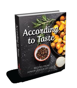 According to Taste