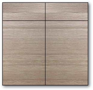 Cabinet Wood Grain Horizontal Sequenced