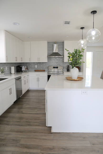 Wood Kitchen home flooring Hardwoods