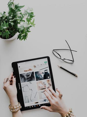 Tablet Friendly Web Design