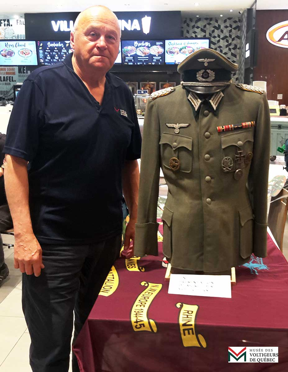 MikeRaymondVetsGermanUniform26June2019b.
