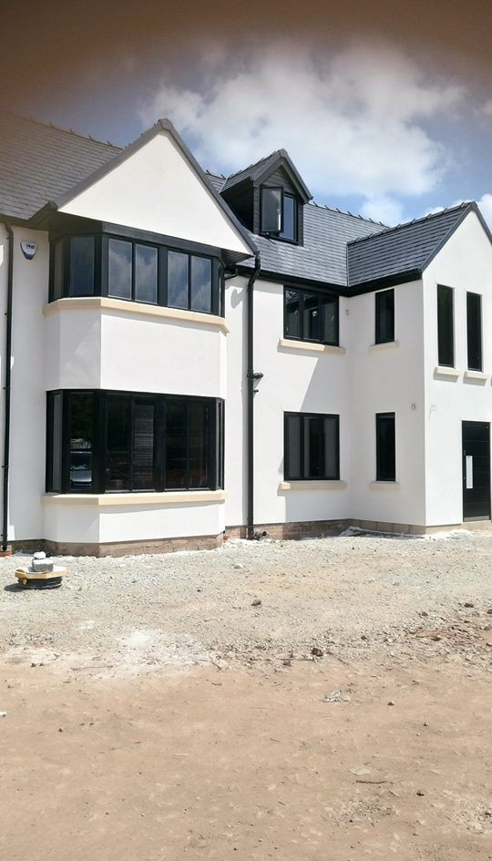 External render- 'Chalk white'