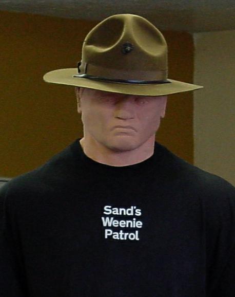 Marine D.I. guy