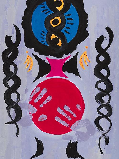 Fine Art Print - Shaman