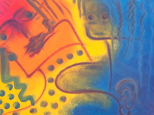 Fine Art Print - Risa del Sol (Sunrise)