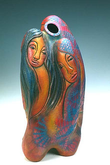 NoraPineda.com | Hand Built Ceramic & Sculpture