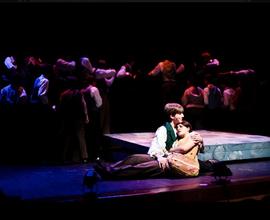Eponine in Les Miserables