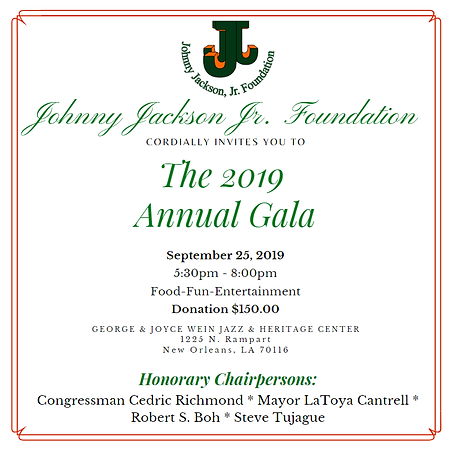JJJ 2019 Gala Ivitation with Chairperson