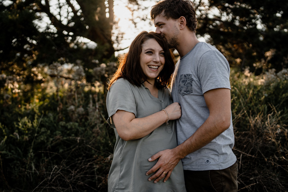 couple grossesse