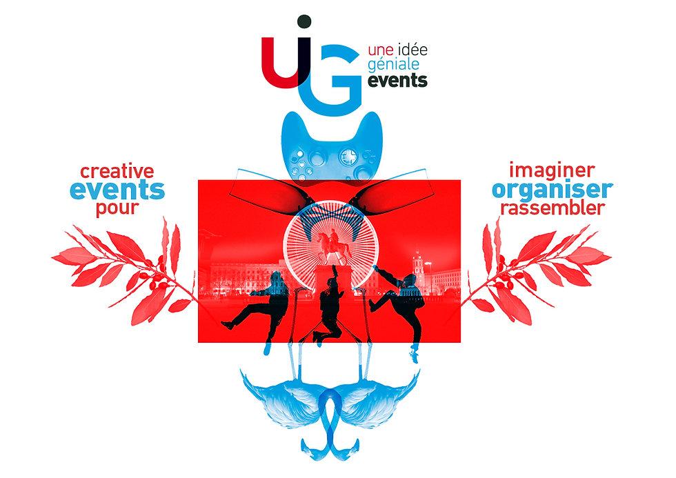 arrière plan UIG Events