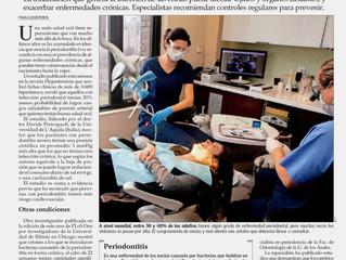 La mala salud oral se asocia a hipertensión y deterioro cognitivo