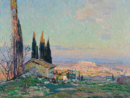 Peinture Louis MONTAGNÉ