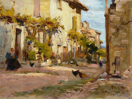 Peinture Charles VIONNET