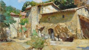Peinture Claude FIRMIN
