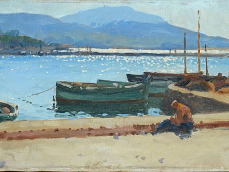 Peinture Alfred Bergier