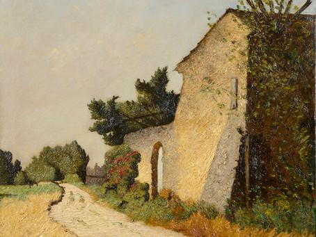 Peinture Léon COLOMBIER