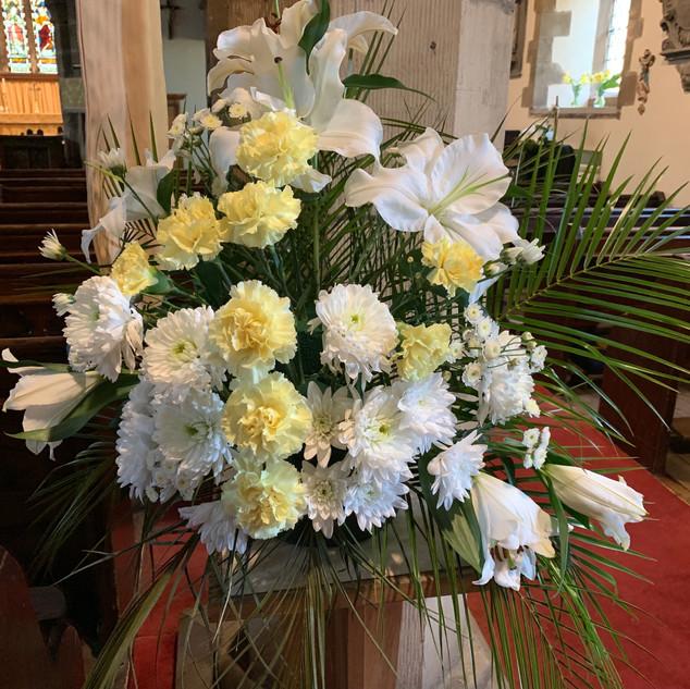 Easter Flowers 2019