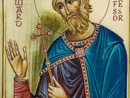 Feast of St Edward the Confessor -13th October