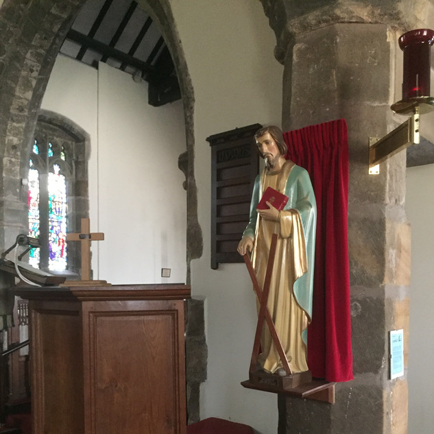 Pulpit and St Andrew.JPG