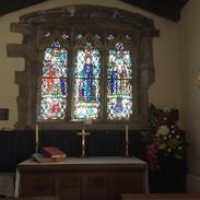 Lady chapel altar St Andrew's.JPG