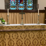 Easter 2019 Altar