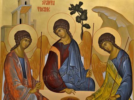 Service for Trinity Sunday 7.6.2020