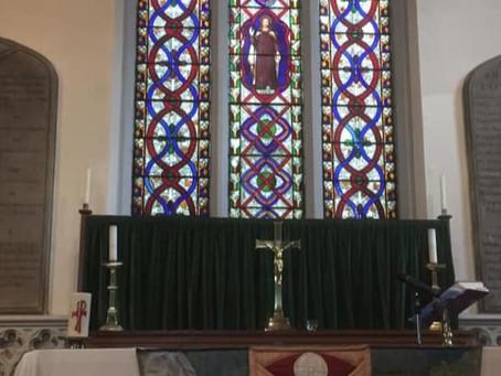 Sunday Service 19th July