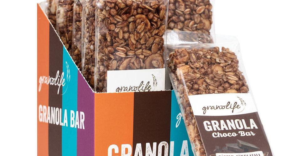 Granola Choco Bar 40 g. (10'lu kutu)