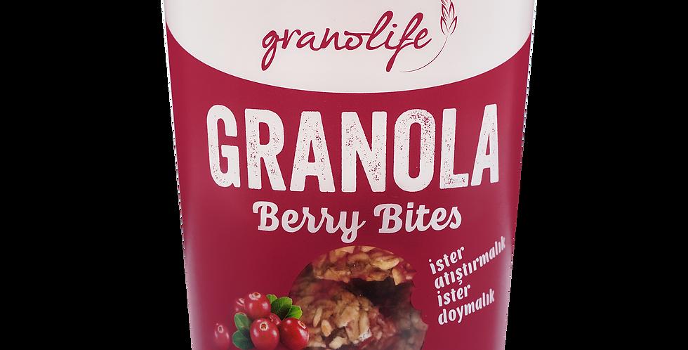Granola Berry Bites 100 g.