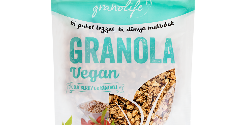 Granola Vegan Mix 350 g.