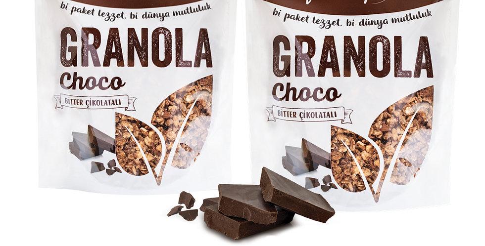 2'li Paket - Granola Choco Mix 350g
