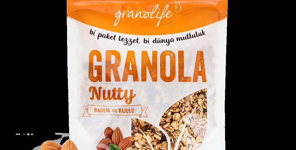 Granola Nutty Mix 350 g.