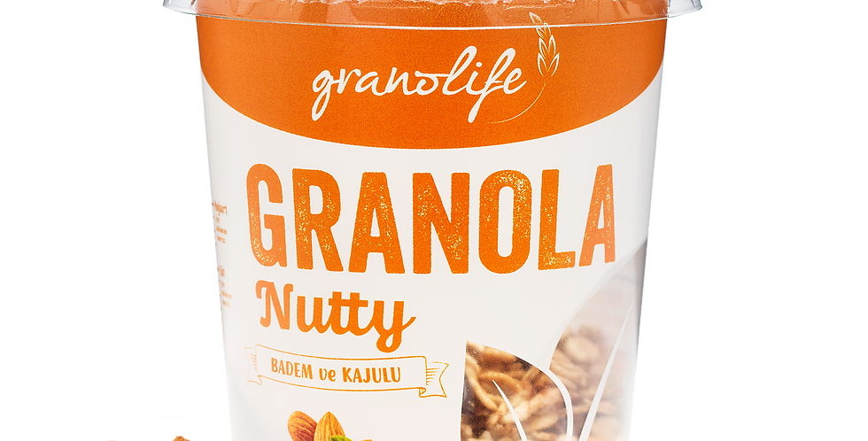 Granola Nutty Mix 75 g.