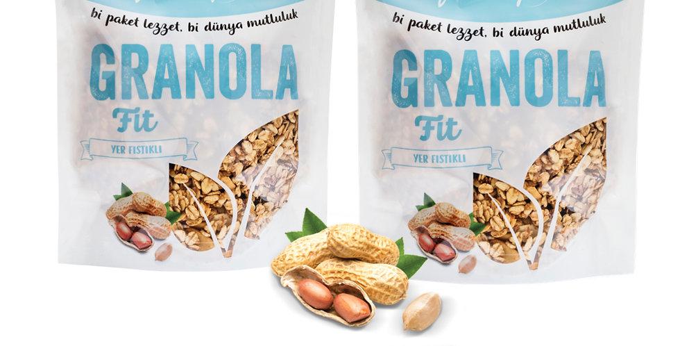 2'li Paket - Granola Fit Mix 350g
